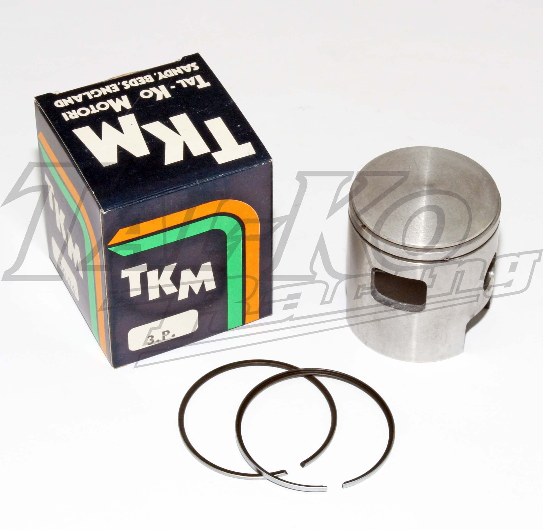 TKM 3P PISTON + TWIN RING SET 50.84mm