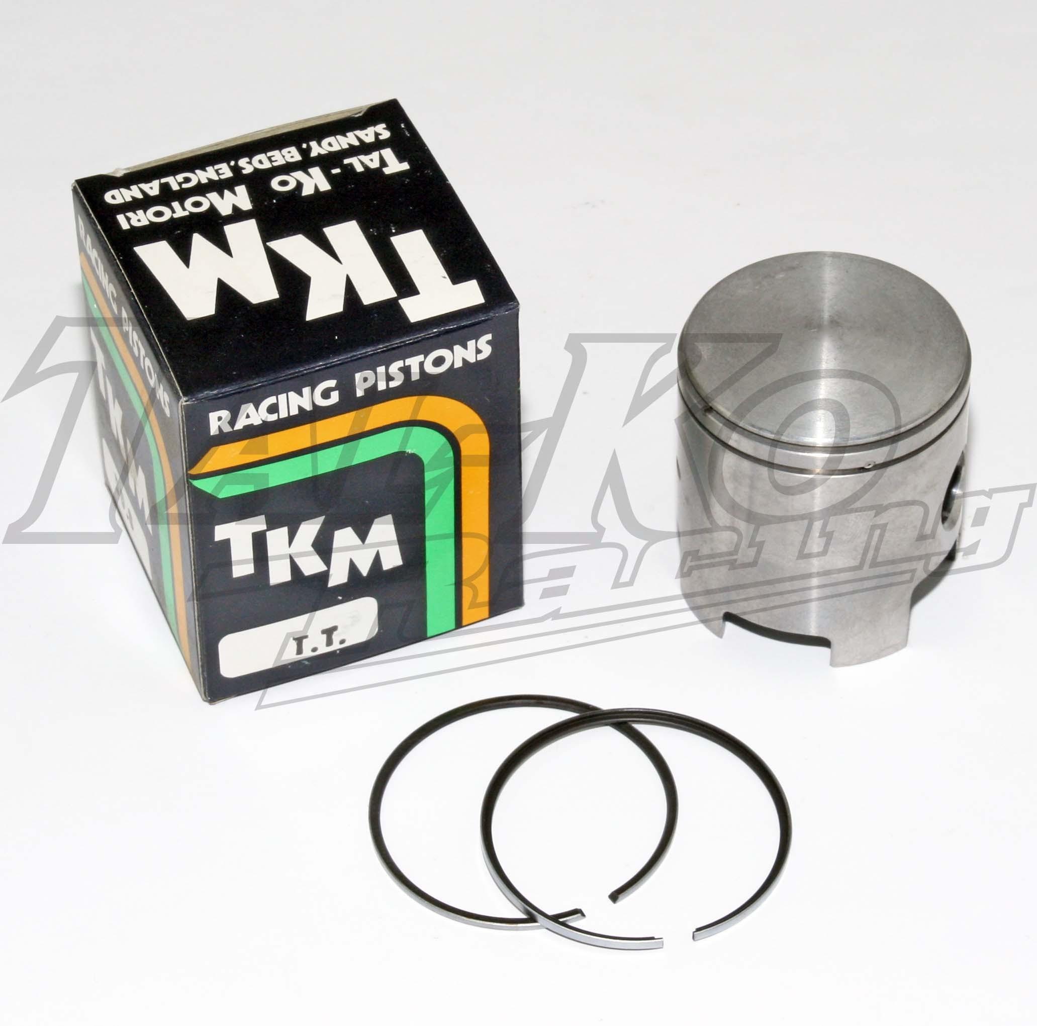 TKM TT PISTON + TWIN RING SET 50.90mm