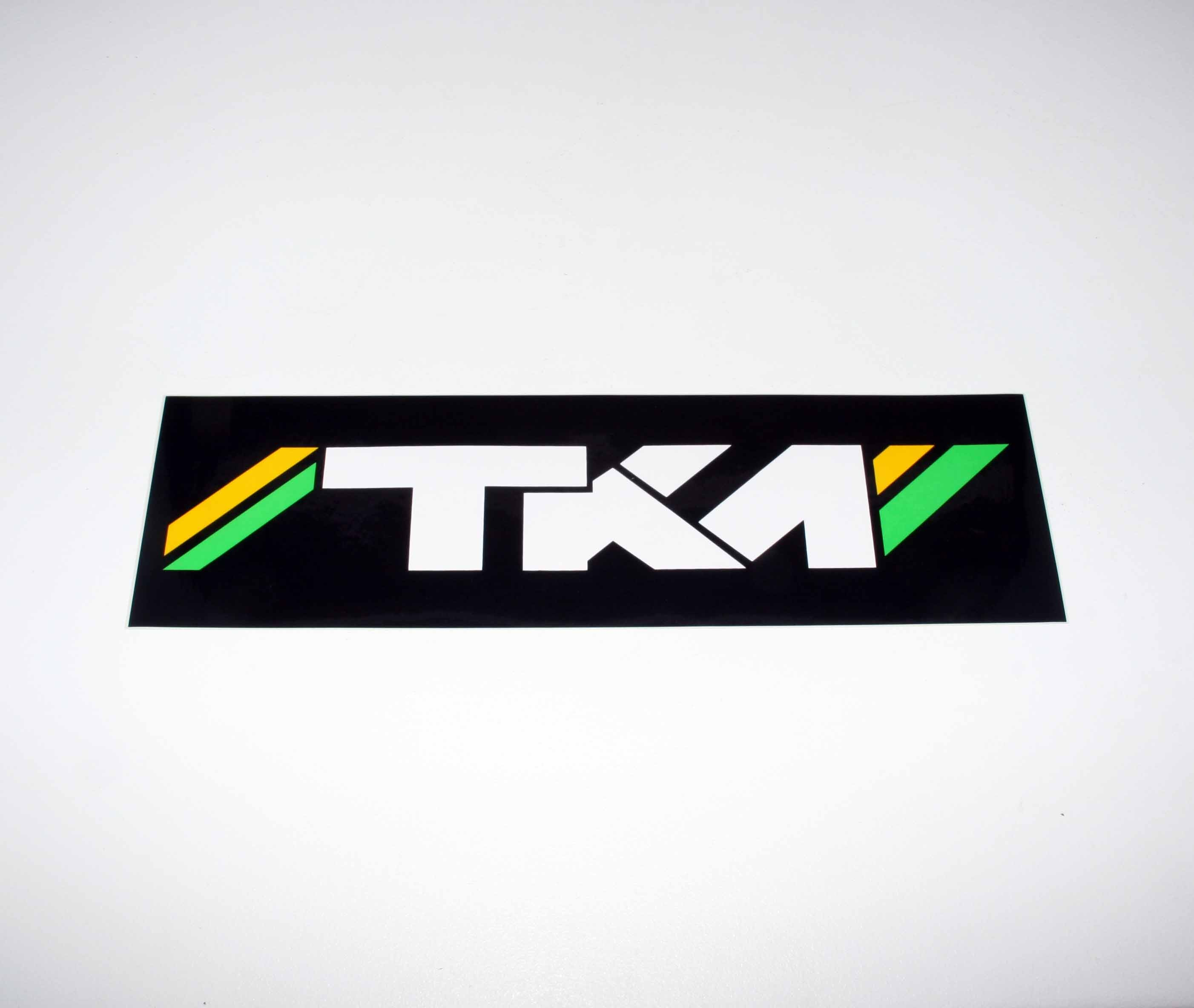 TKM STICKER DECAL 480 x 135