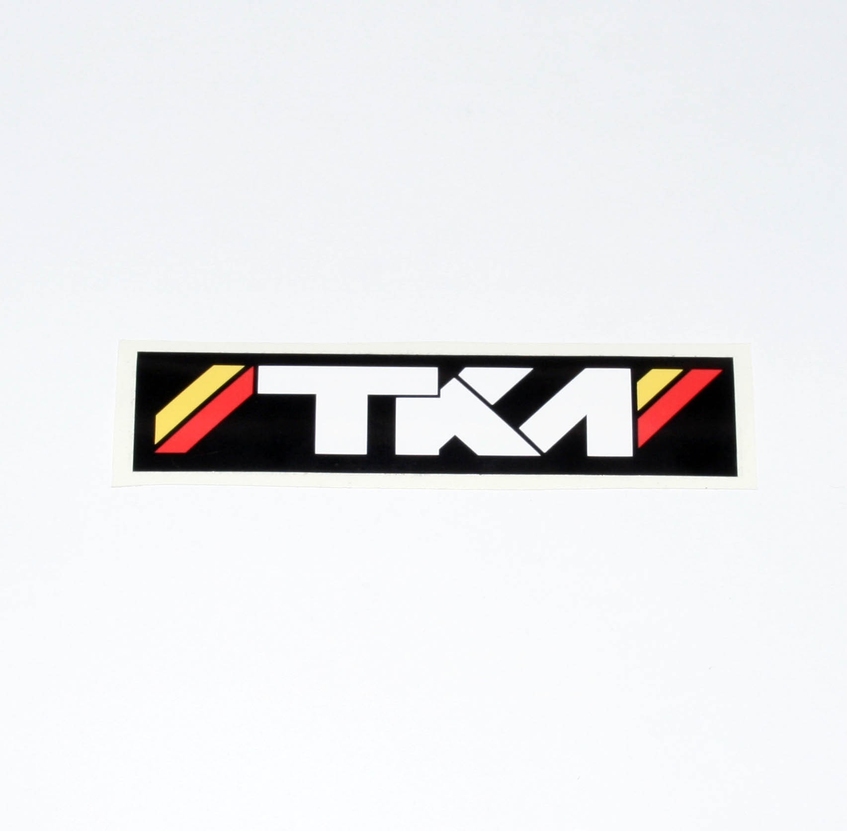 TKM STICKER DECAL 148 x 32
