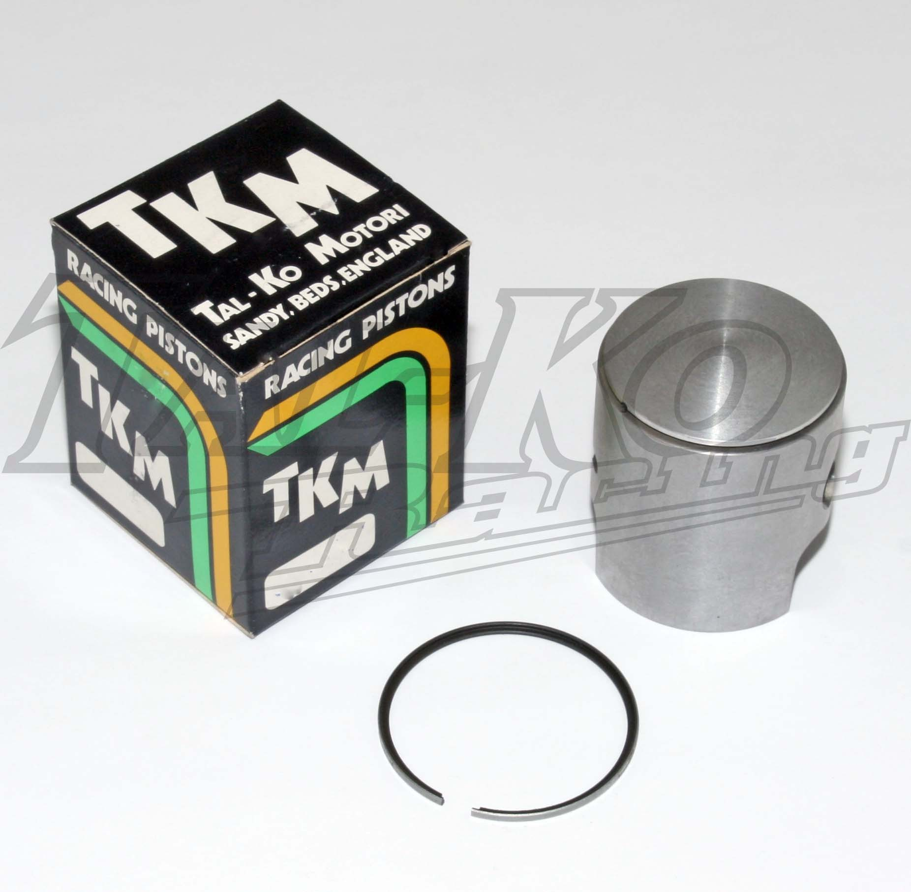 TT PISTON UNCOATED +  RING  49.92mm