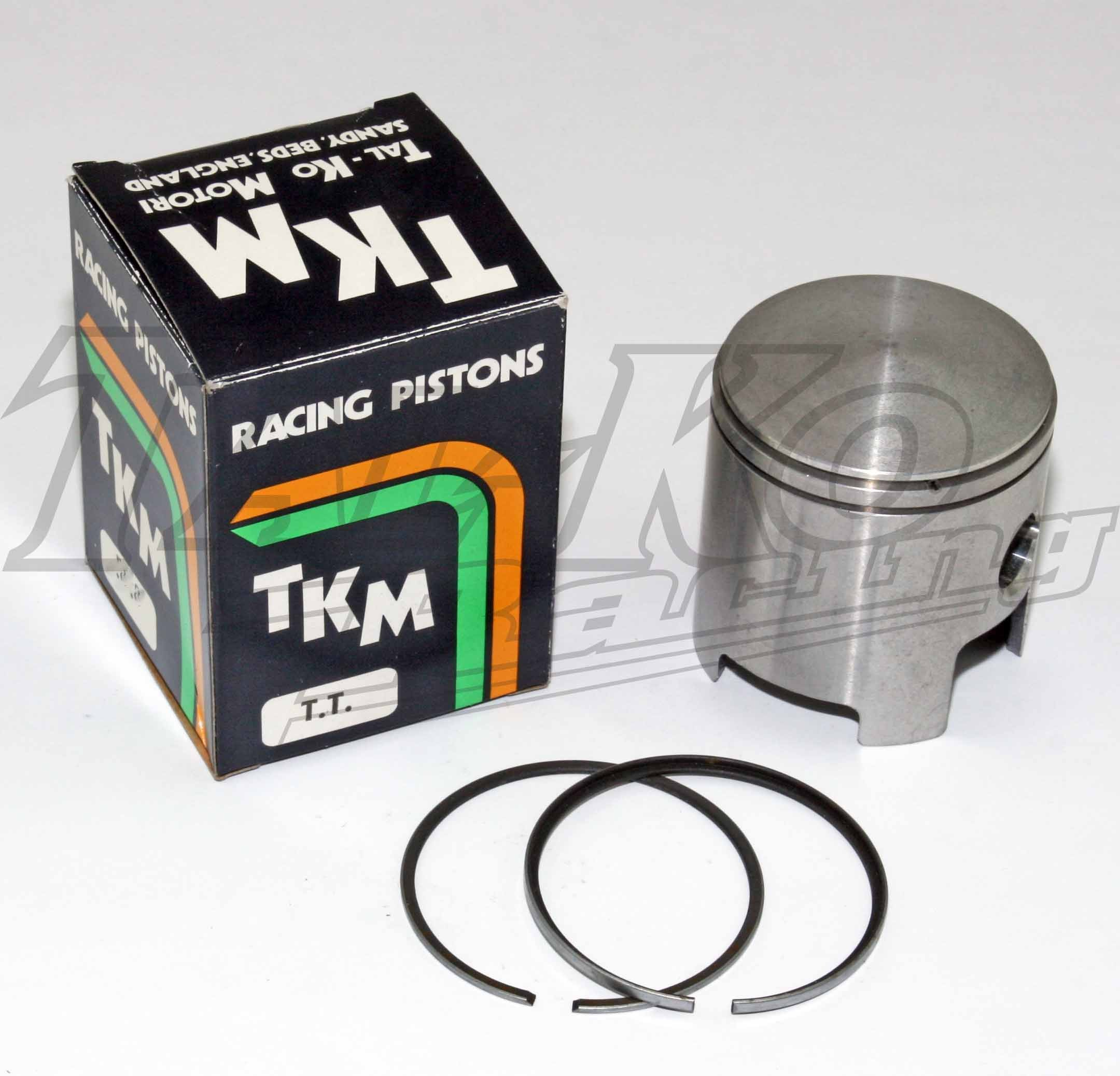 TKM TT PISTON + TWIN RING SET 55.00mm
