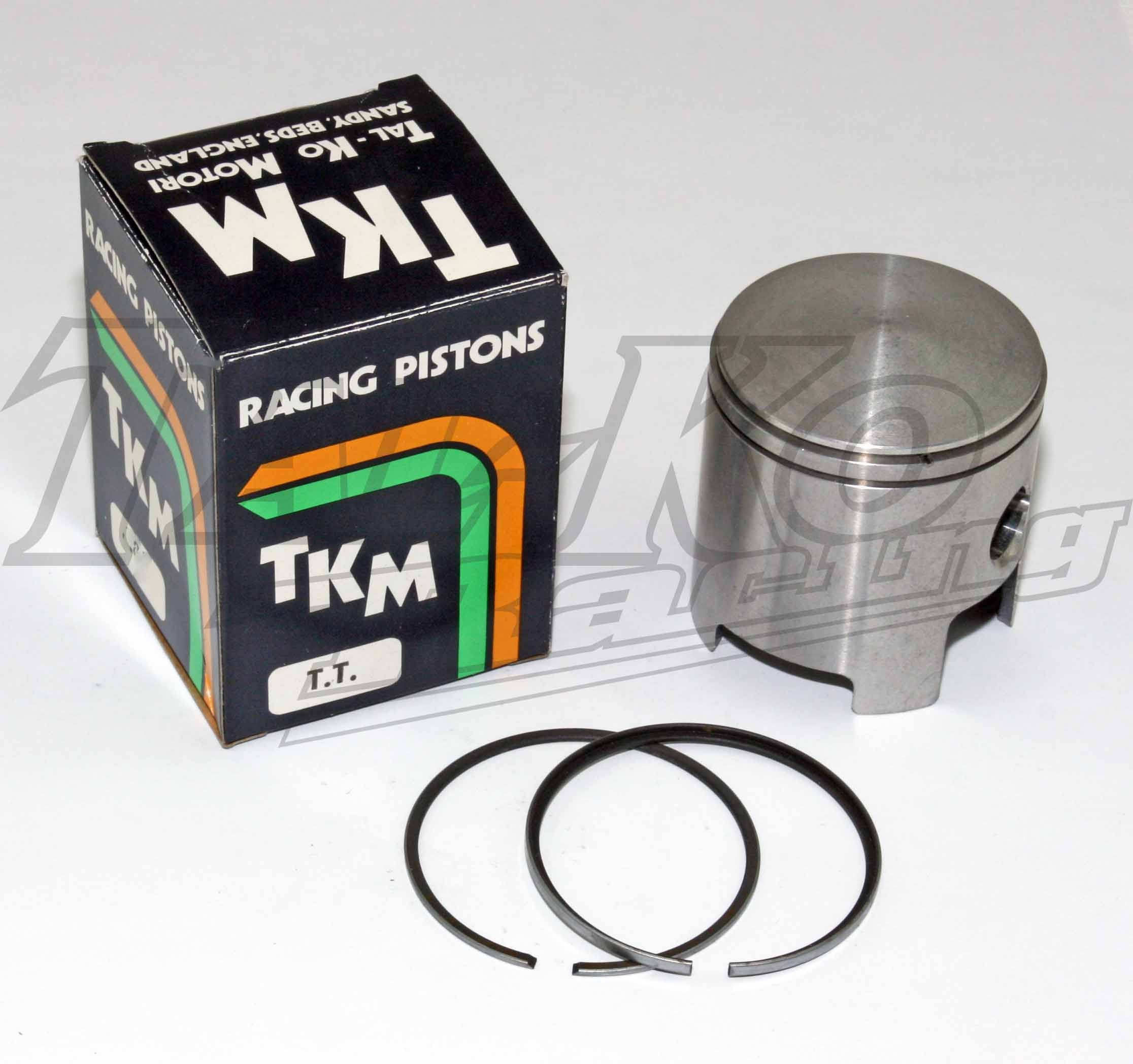 TKM TT PISTON + TWIN RING SET 56.30mm