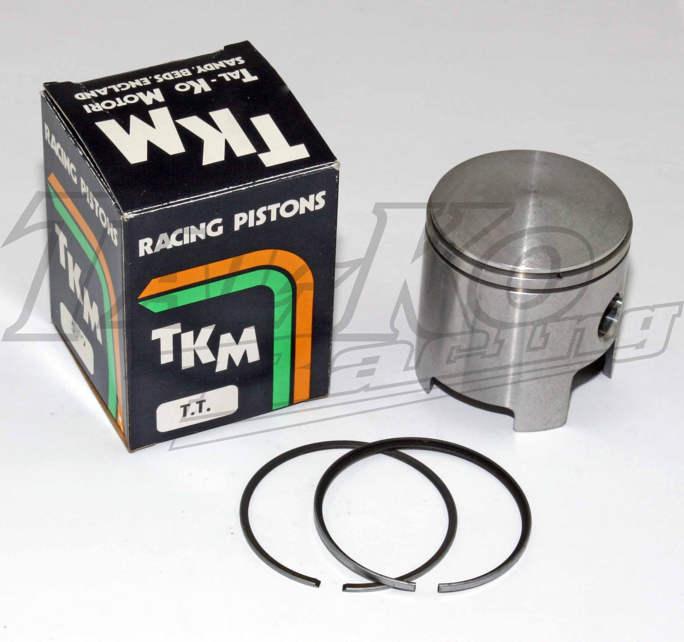TKM TT PISTON + TWIN RING SET 59.10mm 150cc
