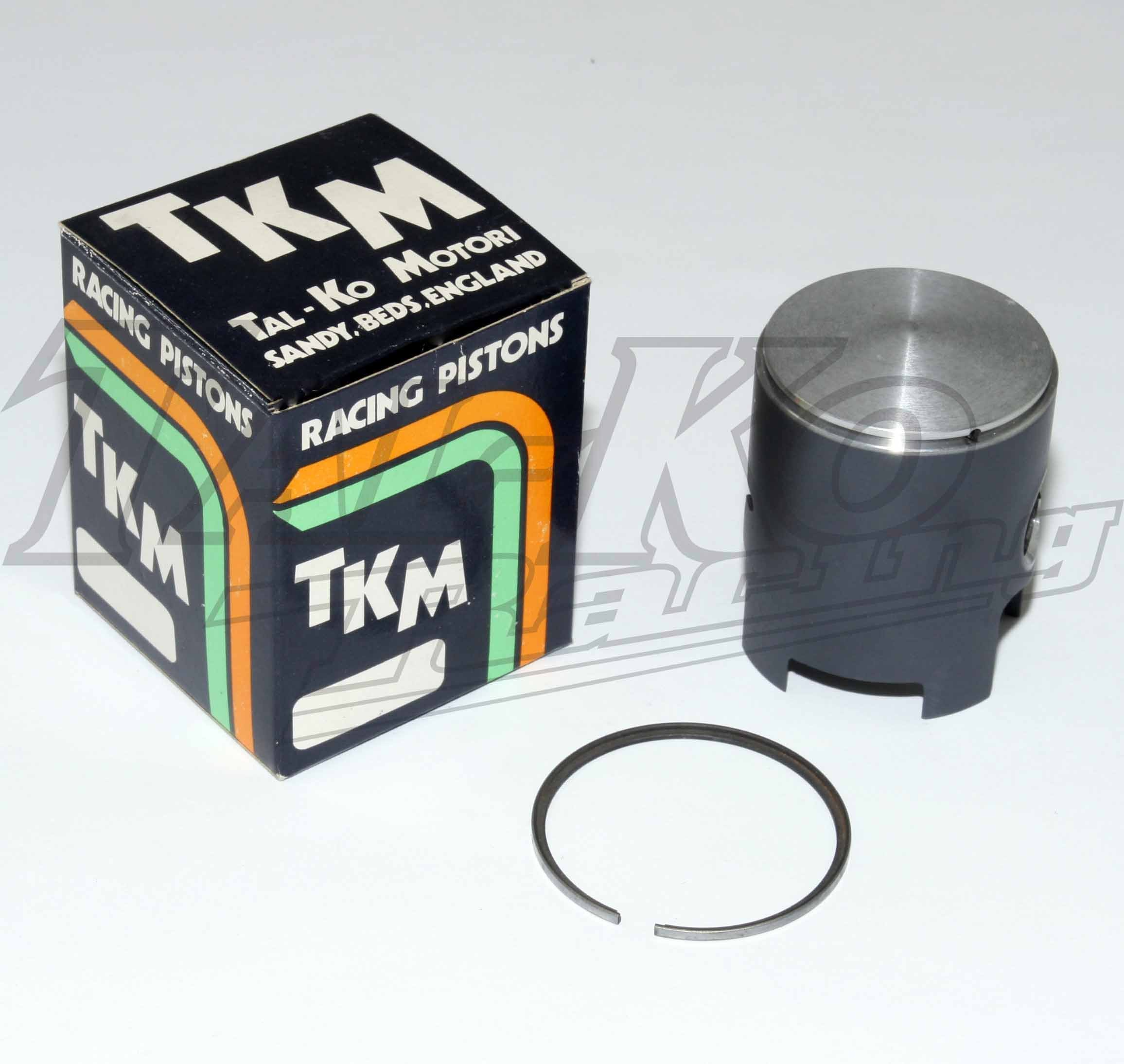 TT PISTON COATED +  RING  48.20mm