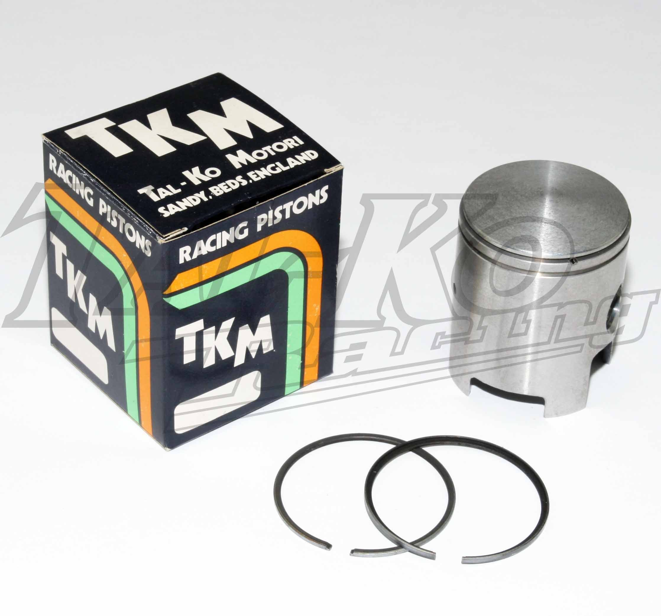 TKM TT PISTON + TWIN RING SET 48.10mm