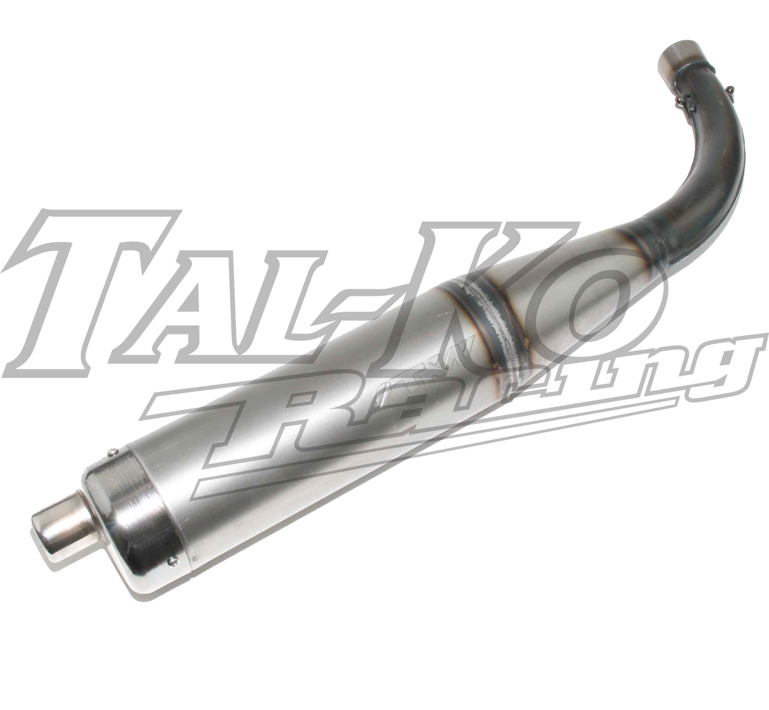 TKM WTP80 EXHAUST PIPE