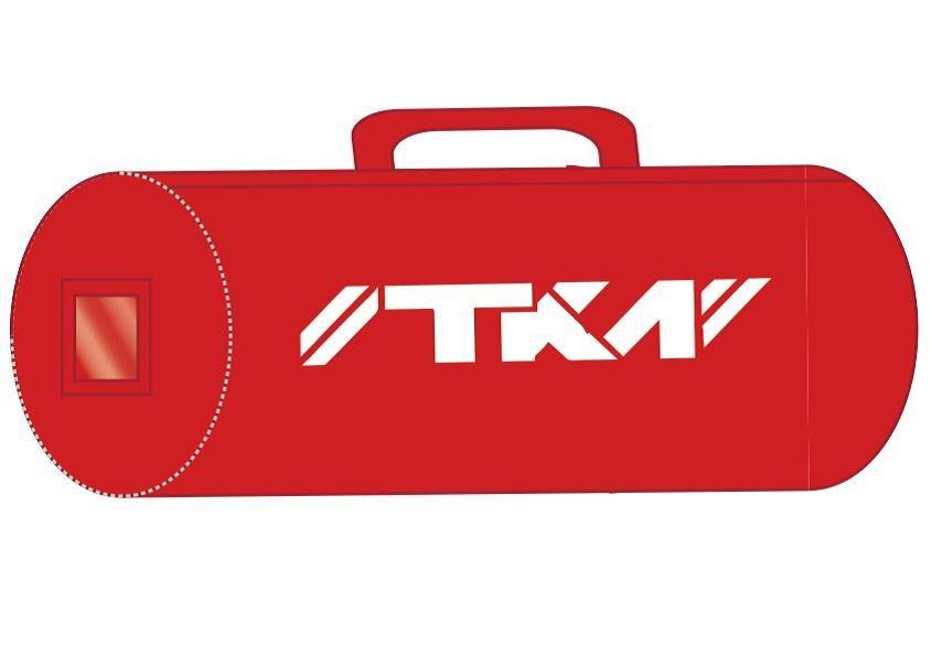 TYRE BAG TKM RED