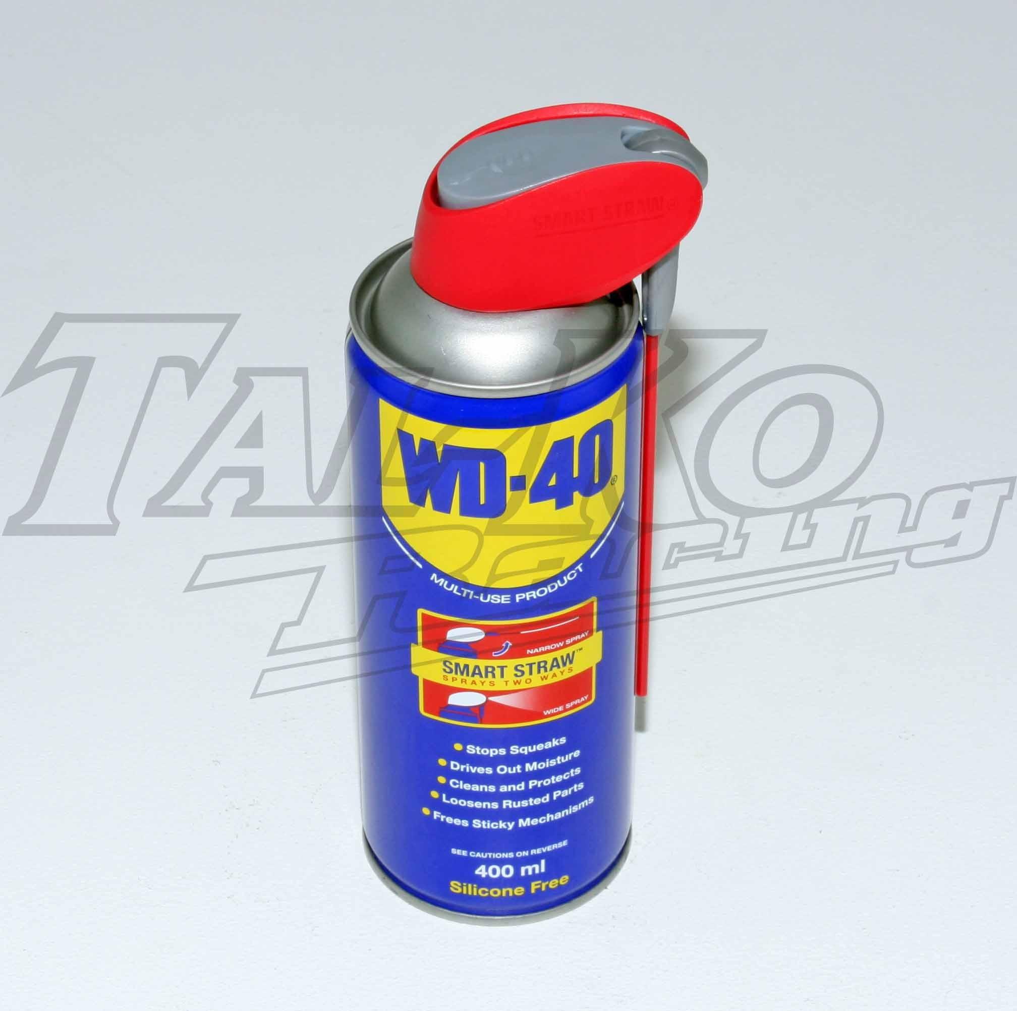 WD40 MULTI-USE SMART STRAW SPRAY 400ml