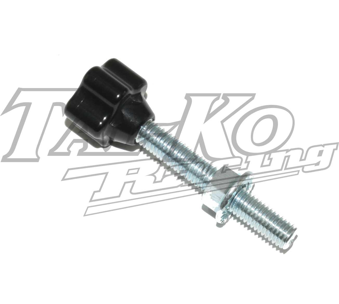 WK ENGINE MOUNT ADJUSTER BOLT M10 x 87 BLACK
