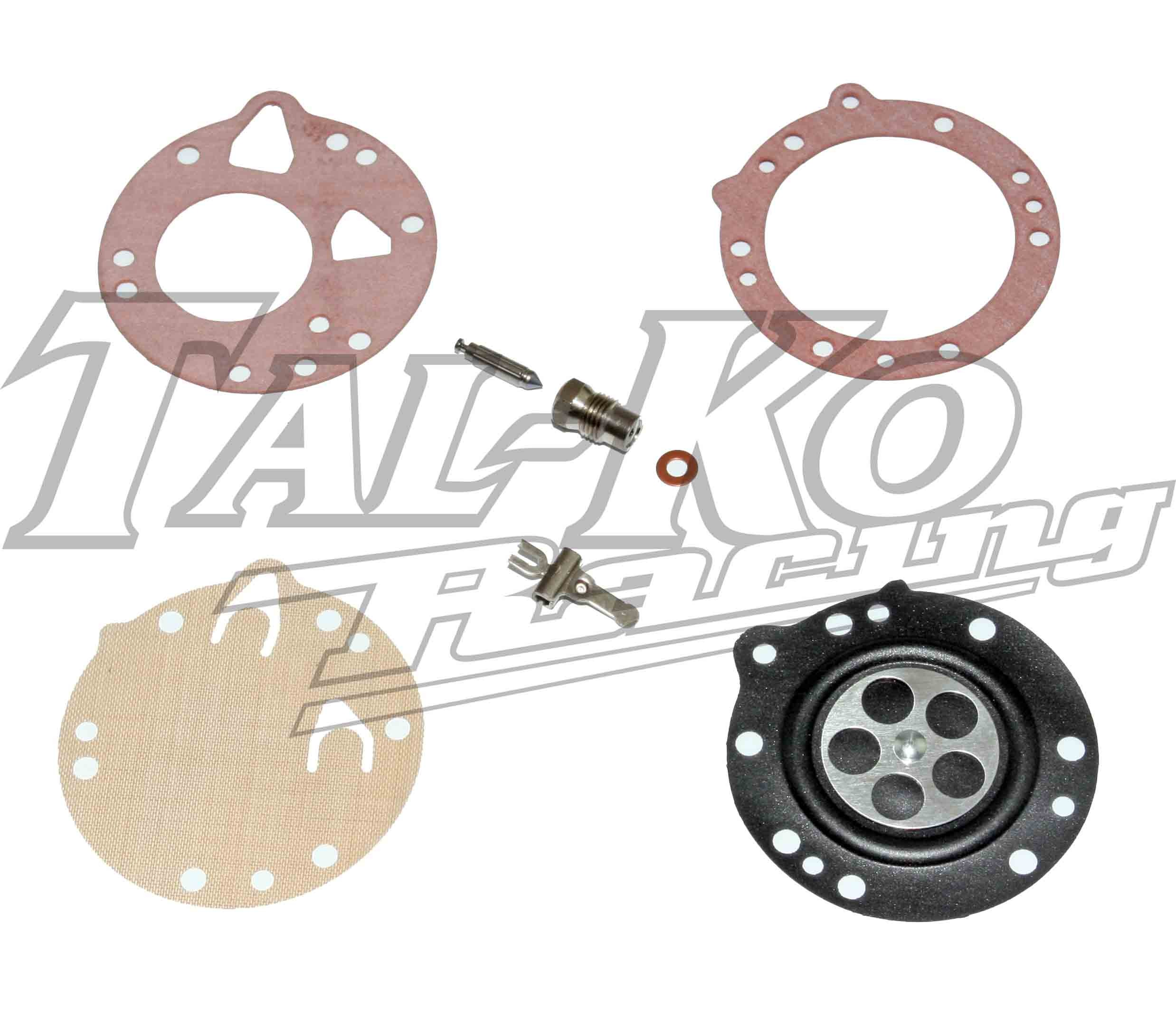 WTP60 CARB REPAIR KIT