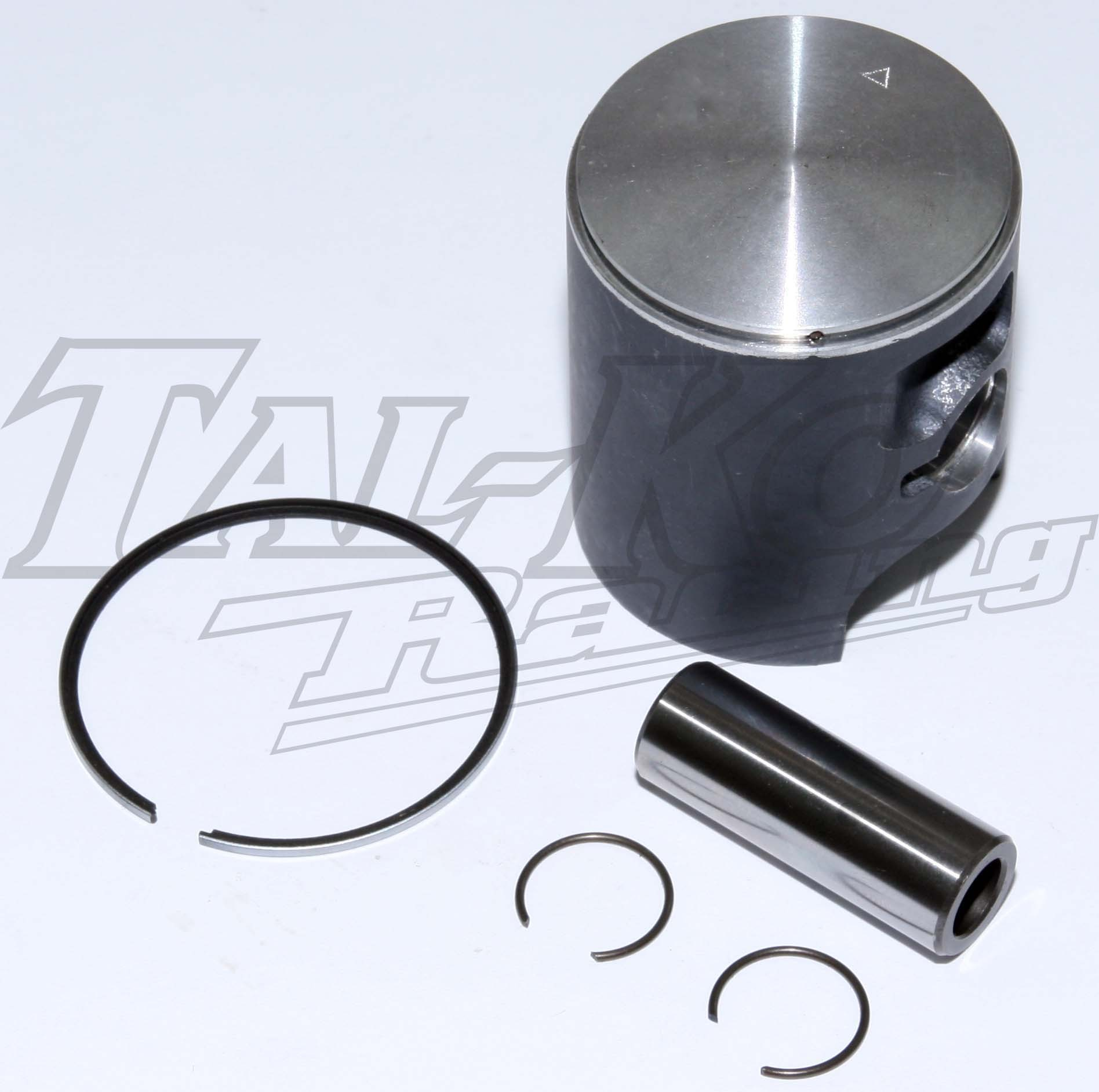 TKM WTP80 TT PISTON COATED COMPLETE  46.85mm (Class E Size)