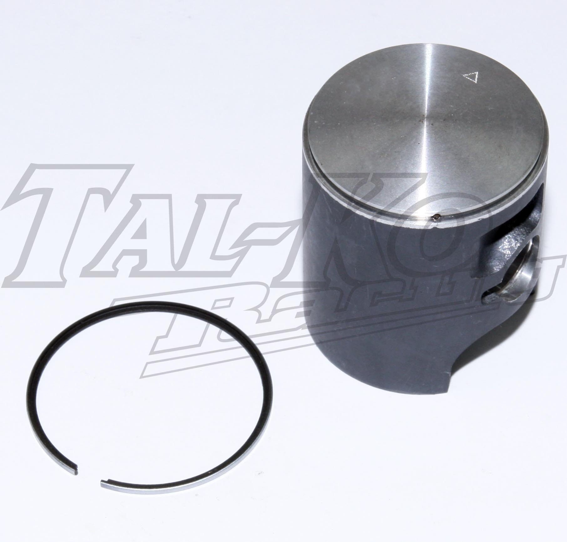 TKM WTP80 TT PISTON COATED + CHROME RING  46.75mm (Class A Size)