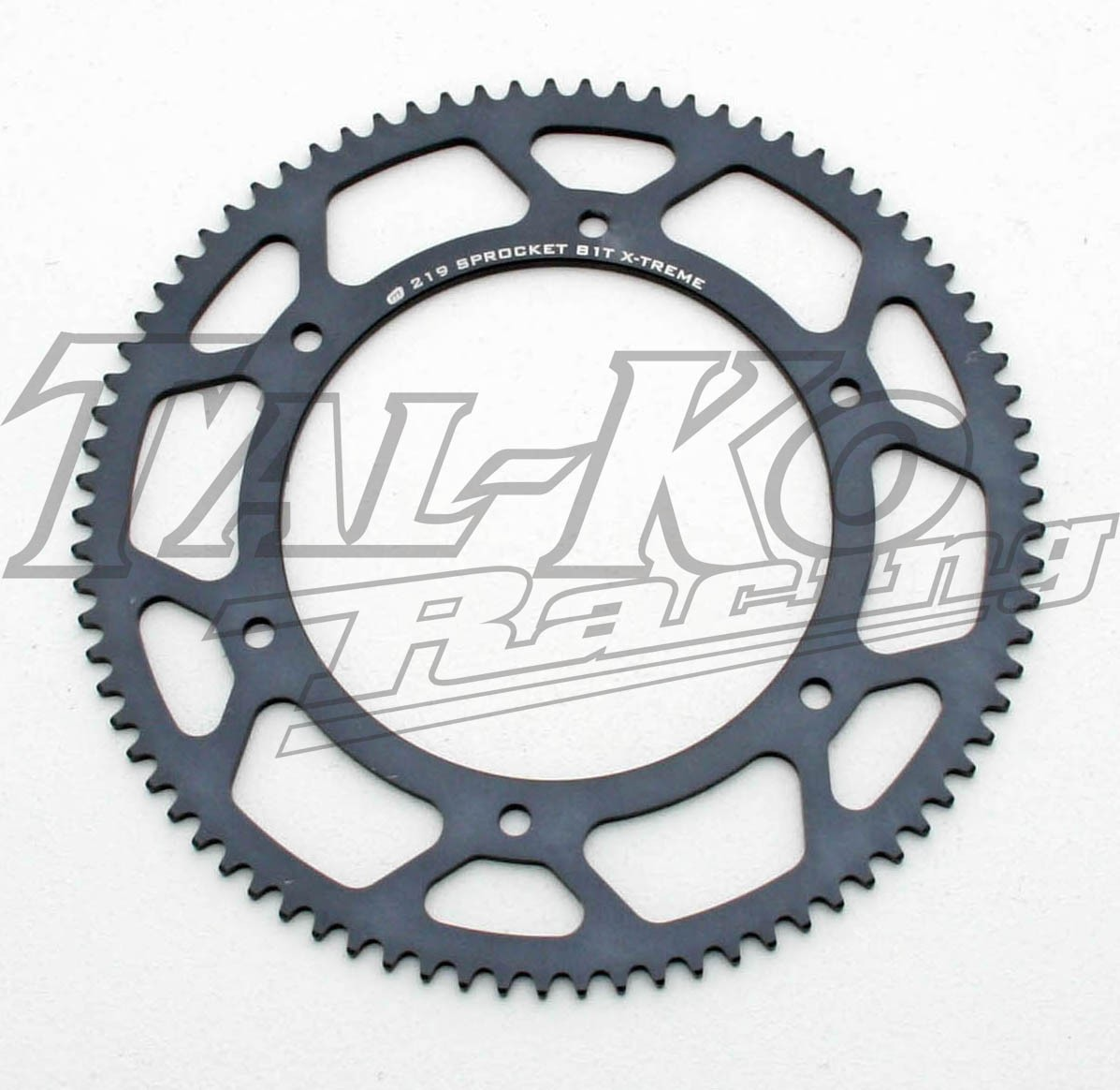 X-TREME AXLE SPROCKET 219 81T N