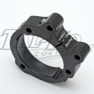 CRG REAR AXLE BEARING FLANGE 40MM 3H