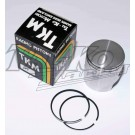 TKM BT82 PISTON + TWIN RING SET 51.14mm 100cc