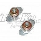 CHAIN GUARD BOLT ASSEMBLY SET 2