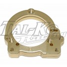 CRG REAR AXLE BEARING FLANGE 50MM ADJUST 8MM MAG