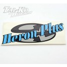 CRG HERON PLUS STICKER DECAL 230 x 100