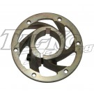 CRG REAR BRAKE DISC CARRIER ROUND 45mm MAG