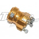 CRG REAR HUB MEDIUM 35mm x 76 GOLD