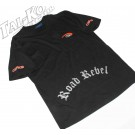 CRG T SHIRT ROAD REBEL MEDIUM