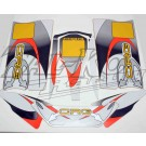 CRG VINTAGE BODYWORK STICKER KIT