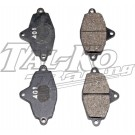 CRG V96 FRONT BRAKE PAD SET 4