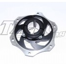 R/R REAR BRAKE DISC HUB 30 BLACK