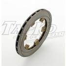 BRAKE DISC VENTILATED 12195
