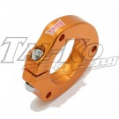 WK REAR AXLE BEARING FLANGE 30MM 3H GOLD