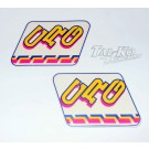 CRG STICKER DECAL TANK KIT BLUE/PINK/YELLOW (TYPE A) COLOUR