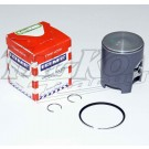 IAME TT PISTON COATED +  RING + CLIPS 48.65mm