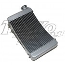TKM K4S CURVED ENDURO RADIATOR WITH CAP