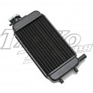 TKM K4S STRAIGHT RADIATOR WITH CAP