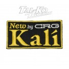 CRG KALI CLOTH RACE SUIT BADGE 120 x 65