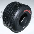 REAR WET MAXXIS F/TKM TYRE RED LABEL