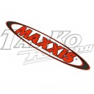 MAXXIS TYRE STICKER DECAL 1180 x 230  TRUCK