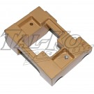 CRG MAG ENGINE MOUNT TOP PLATE 34 x 90mm Gold