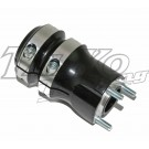 WK REAR WHEEL HUB LONG 50mm x 125 BLACK