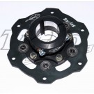 CRG FLOATING SPROCKET CARRIER  40mm BLACK
