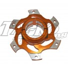 SKM SPROCKET CARRIER 50mm GOLD