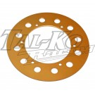 AXLE SPROCKET PROTECTOR 208mm ALUMINIUM