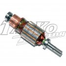 TKM BT82 TAG STARTER MOTOR ARMATURE SPINDLE