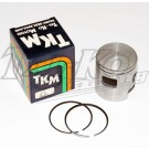 TKM 3P PISTON + TWIN RING SET 50.90mm