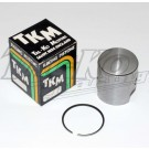 TT PISTON UNCOATED +  RING  49.98mm