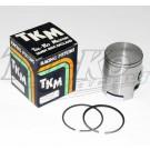 TKM TT PISTON + TWIN RING SET 48.00mm