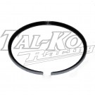 TKM BT82 PISTON SINGLE TOP RING 51.34mm 100cc