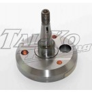 TKM CRANK HALF IGNITION SIDE  V135