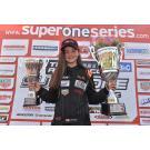 Abbie Pulling S1 Winner Jnr TKM Llandow 2016